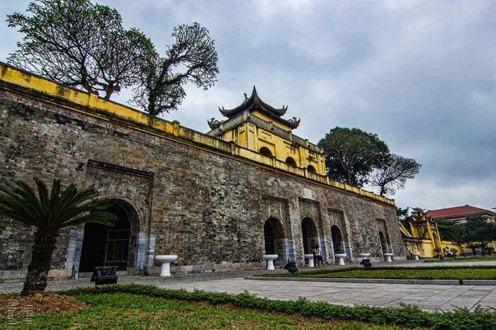 Imperial Citadel Thang Long Hanoi