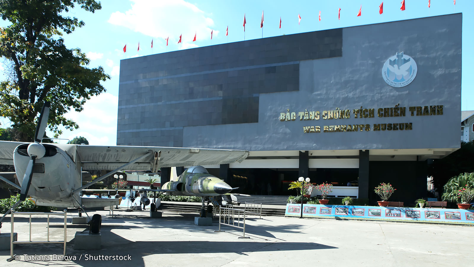 War Museum Ho Chi Minh city