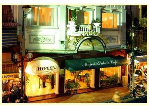 Majestic Salute Hanoi Hotel