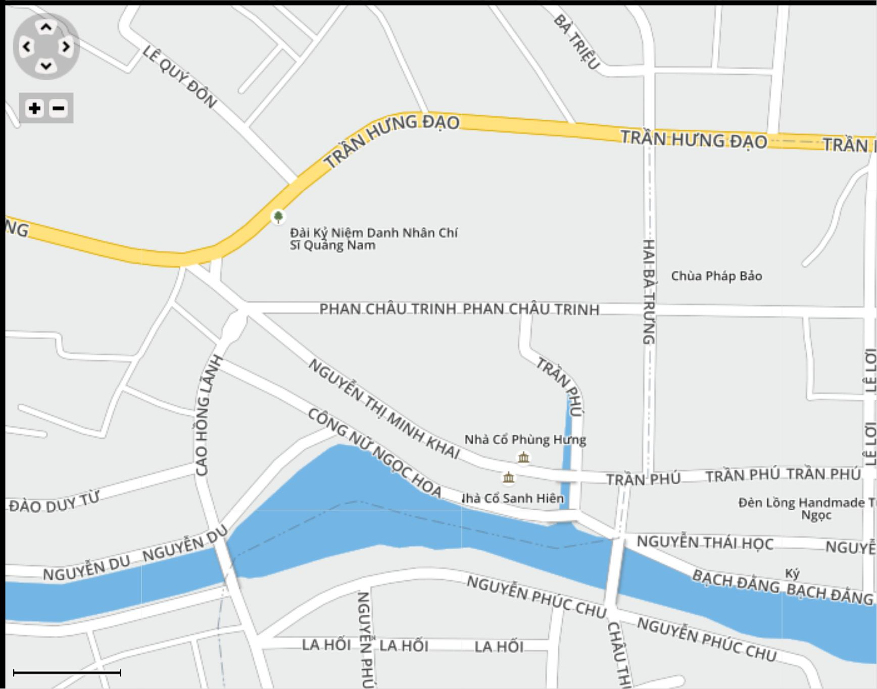 Hoi An Travel Map