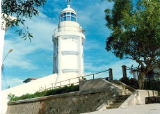 Light house in Vung Tau